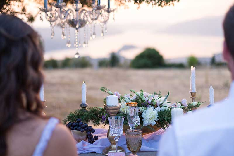Intimate Wedding Planning