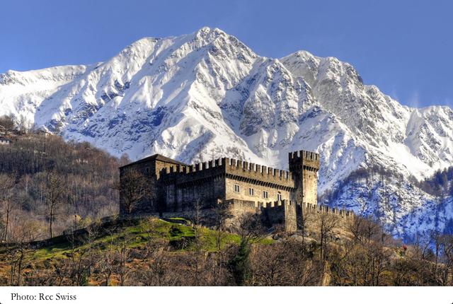 location per matrimonio in ticino - Castello Sasso Corbaro