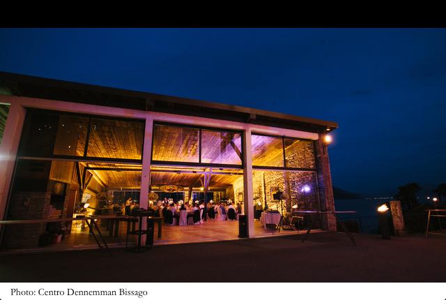 location per matrimonio in ticino - Centro Danneman di Brissago
