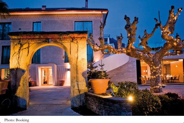 location per matrimonio in ticino - Giardino Lago