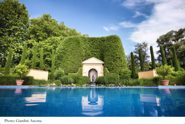 location per matrimonio in ticino - Giardino di Ascona