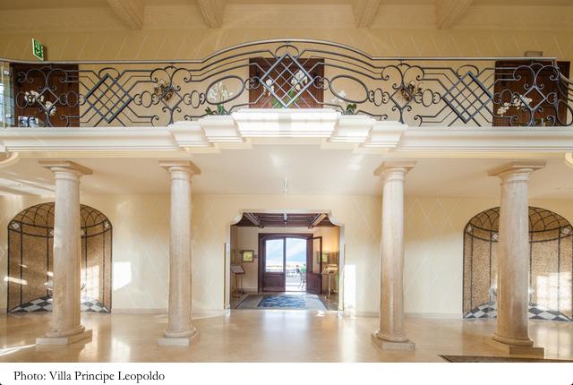 location per matrimonio in ticino - Hotel Principe Leopoldo