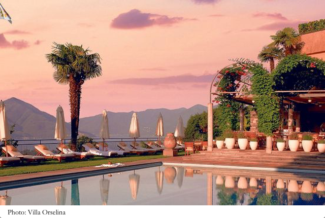 location per matrimonio in ticino - Villa Orselina